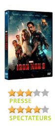 Iron Man 3 de Shane Black - En DVD, Blu-Ray et VOD