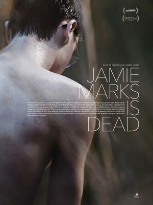 affiche du film Jamie Marks Is Dead