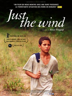 affiche du film Just the wind