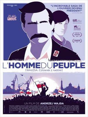 affiche du film L'Homme du Peuple