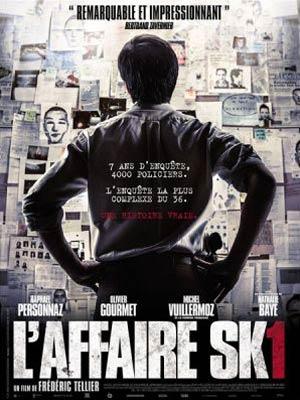affiche du film L'Affaire SK1