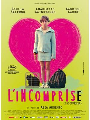 affiche du film L'Incomprise (Incompresa)