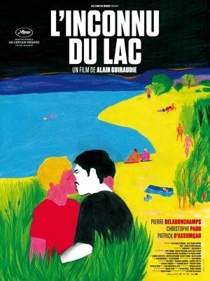 affiche du film L'inconnu du lac
