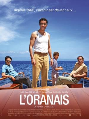 affiche du film L'Oranais