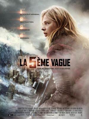 affiche du film La 5eme vague