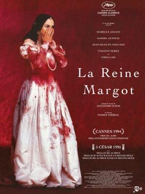 affiche du film La Reine Margot - Version restaurée (1994)