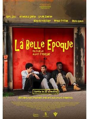 affiche du film La Belle Époque
