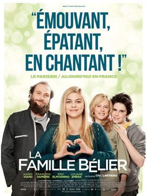 affiche du film La Famille Bélier