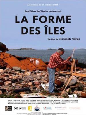 affiche du film La Forme des Îles