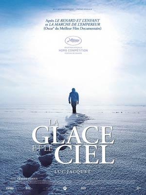 affiche du film La Glace et le Ciel