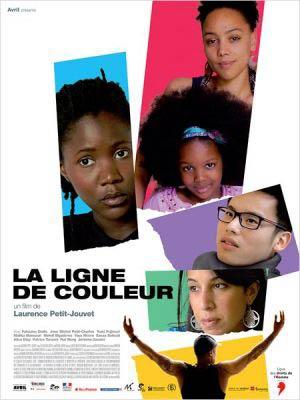 affiche du film La ligne de couleur