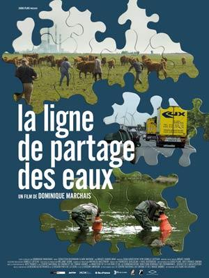 affiche du film La Ligne de partage des eaux