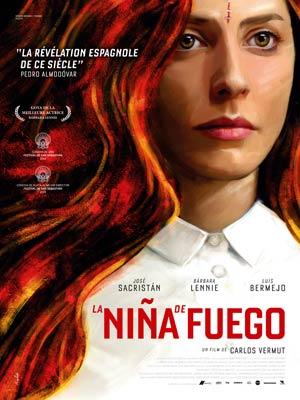 affiche du film La Nina de Fuego