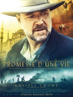 affiche du film La Promesse d'une Vie (The Water Diviner)