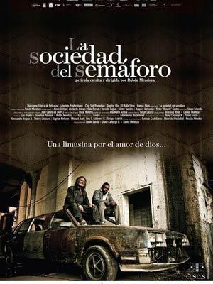 affiche du film La Sociedad del semaforo