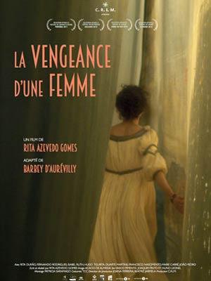 affiche du film La Vengeance d'une femme