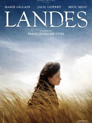 affiche du film Landes