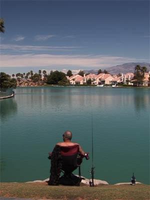 affiche du film Las Vegas Méditation