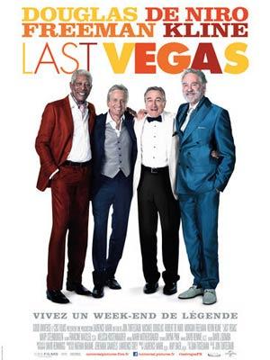 affiche du film Last Vegas