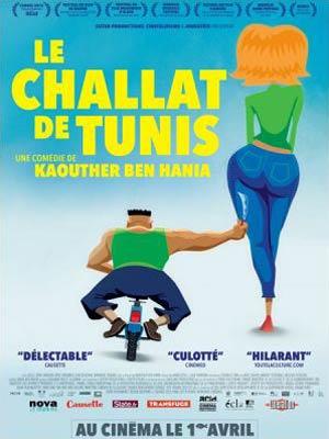 affiche du film Le Challat de Tunis