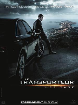 affiche du film Le Transporteur - Heritage