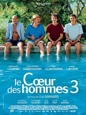 affiche du film Le Coeur des hommes 3