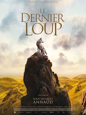 affiche du film Le Dernier Loup (Wolf totem)