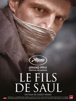 affiche du film Le Fils de Saül