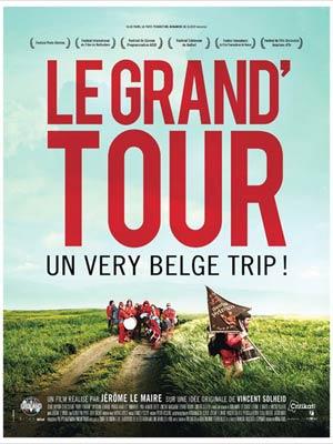 affiche du film Le Grand'Tour