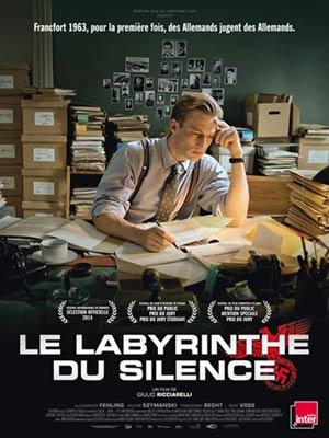 affiche du film Le Labyrinthe du Silence