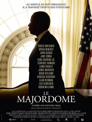 affiche du film -- Le Majordome (The Butler)