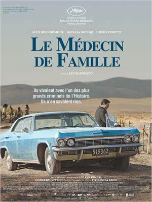 affiche du film Le médecin de famille