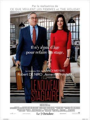 affiche du film Le nouveau stagiaire (The Intern)