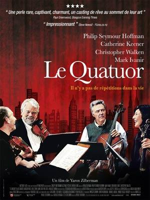 affiche du film Le Quatuor