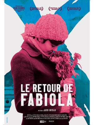 affiche du film Le Retour de Fabiola (La Jubilada)