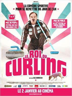 affiche du film Le Roi du Curling (Kong Curling)
