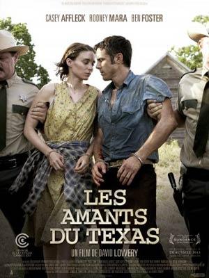 affiche du film Les Amants du texas (Ain't Them Bodies Saints) -