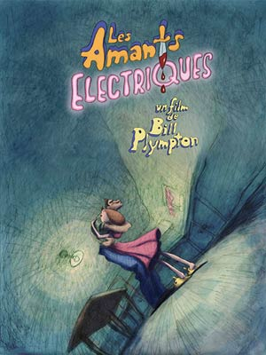 affiche du film Les Amants Électriques ( Cheatin' )