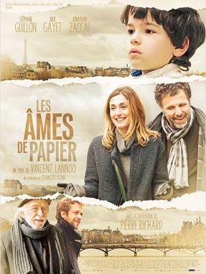 affiche du film Les Âmes de papier