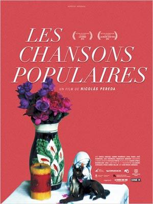 affiche du film Les Chansons populaires (Greatest Hits)