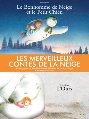 affiche du film Les Merveilleux Contes de la Neige
