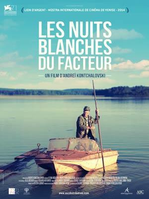 affiche du film Les Nuits Blanches du Facteur