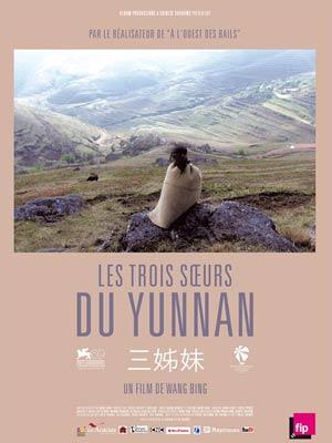 affiche du film Les Trois Soeurs du Yunnan