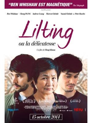affiche du film Lilting ou la délicatesse