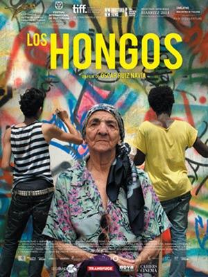 affiche du film Los Hongos