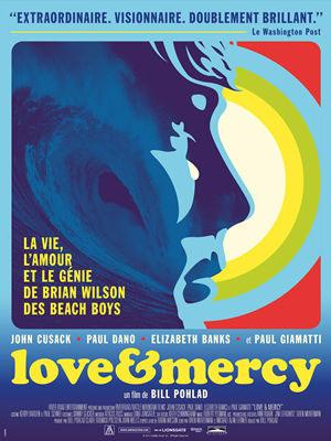 affiche du film Love and Mercy
