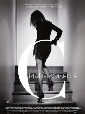 affiche du film Mademoiselle C