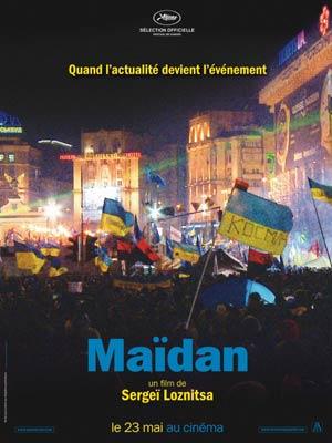 affiche du film Maïdan
