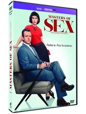 affiche du film Masters of Sex