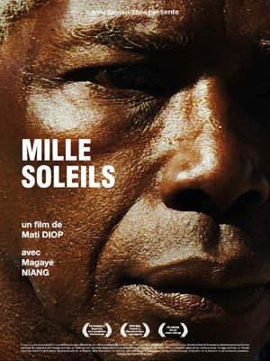 affiche du film Mille Soleils